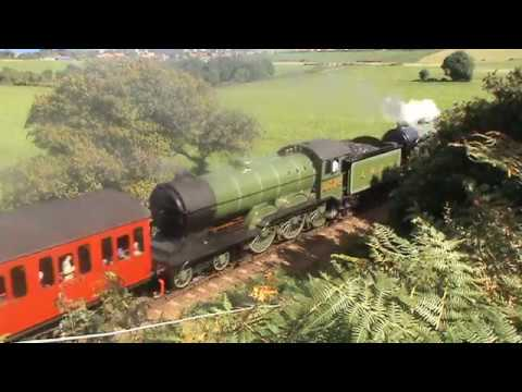 Action from day two of the North Norfolk Railway Autumn Stea…