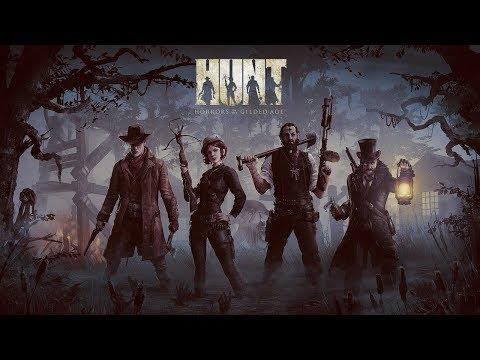 Hunt: Showdown - Cao bồi săn quái vật