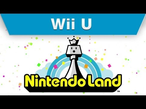 Nintendo Land Is 2012's Wii Sports