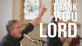 """Video thumbnail of """"Don Moen - Thank You Lord 