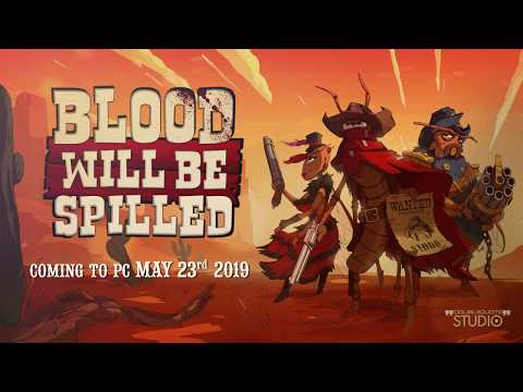 Blood will be Spilled - Launch Trailer [PC] thumbnail
