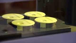 Plastic Marking with Rotary Table System