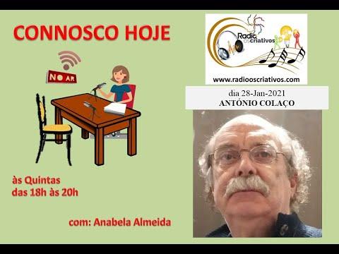 2021-01-28 - CONNOSCO HOJE ANTÓNIO COLAÇO