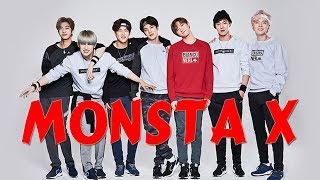 MONSTA X Members Profile | MONSTA X Introduction