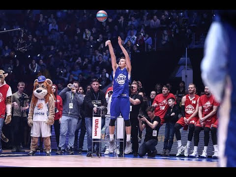 VTB All Star 2018. Three Point Contest