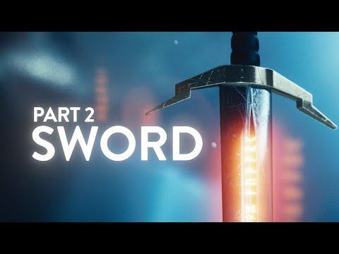 Blender 2.9 Beginner Tutorial - Part 2: Sword