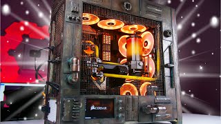 INSANE $6000 all AMD custom gaming PC!