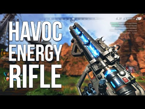 , title : 'Havoc Energy Rifle! NEW Weapon in Apex Legends!'