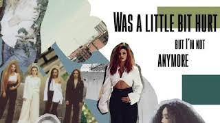 The Cure Snippet ~ Little Mix #LM5