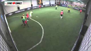 preview picture of video 'But   Football   Soccer 5 Clermont   Mohamed'