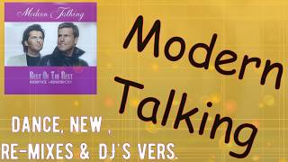 Modern Talking (Dance Remixes & Dj