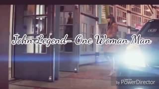 John Legend- One Woman Man  Español 