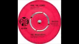 The Breakaways - Here She Comes (1964)