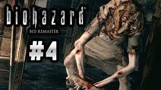 La casa de Invitados   Resident Evil Remastered HD #4   Let