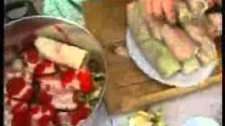 Tradiční romské jídlo - Holubki (Recept)