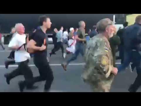 Саакашвили попал на Украину через прорванное оцепление пограничников