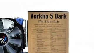 AeroCool Verkho 5 Dark | Краткий обзор