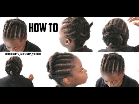 How To Crochet Braids With The Perfect Braid Pattern For Updos