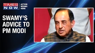 Subramanian Swamy: 'Note turned into scam during DeMo, Sitharaman has no clue about Macroeconomics'