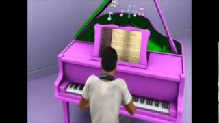 Pull of the eye   donkeyboy the sims 3 music video