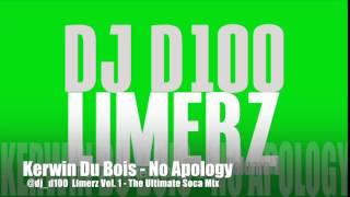 DJ D100 Limerz Vol. 1 The Ultimate SOCA Mix [Clean] 2015