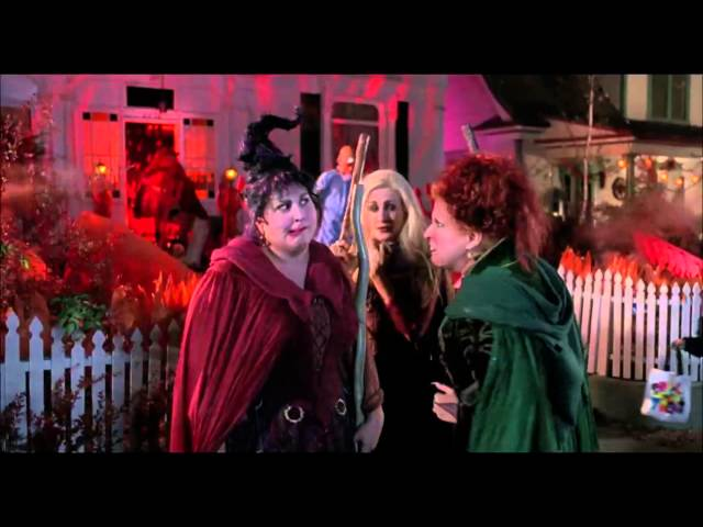 HOCUS POCUS ( HALLOWEEN WEEKEND SPECIAL - FREE ADMISSION!)  Trailer