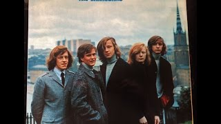 """BLUE FEELING""  THE SHANES  COLUMBIA LP SSX 1020 P.1966 SWE"
