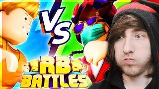 SKETCH VS KREEKCRAFT! [Reaction] Roblox RB Battles Championship