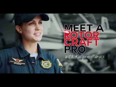 Meet a Rotorcraft Pro with Kalynn Hargis of Miami-Dade Air Rescue