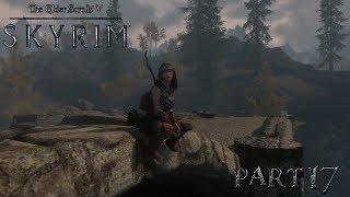Skyrim - The Elder Scrolls 5: Путешествие в Рифтен, золотые паучки - летсплей (часть17)