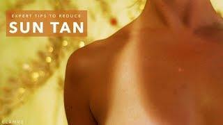 How To Remove Sun Tan | Dermatologist Advice