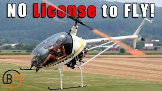 10 Aircraft You Can Fly WITHOUT a License Part 2