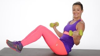20-Minute High Energy Workout with Spotify   Class FitSugar by POPSUGAR Fitness