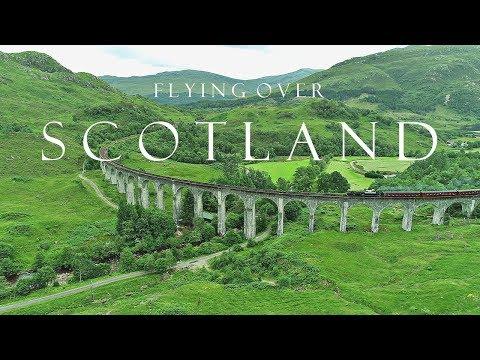 Vuela Sobre La Joya Esmeralda De Escocia