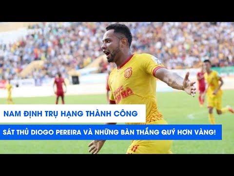 DNH Nam Định trụ hạng - Sát thủ DIOGO và những bàn thắng QUÝ hơn VÀNG | NEXT SPORTS
