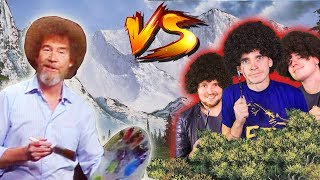 The Bob Ross challenge with Thatcher Joe