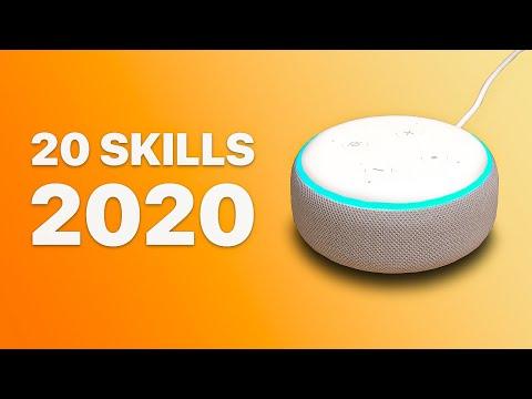 20 Useful Amazon Alexa Skills for 2020!