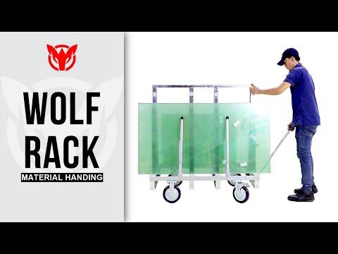 Wolf Rack Pocket 1000/2000 - Video 1
