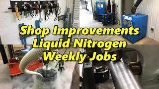 SNS 193: ZTFab Racks, Fume Extractor, Liquid Nitrogen, Weekly Jobs