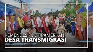 Wakil Menteri Desa Budi Arie Pamerkan Keindahan Desa Transmigrasi di Sulawesi