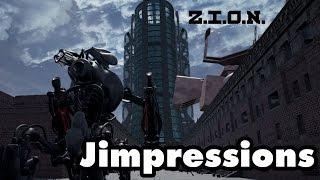 Z.I.O.N - Robot Dick Thrustin'