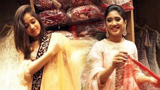 Jannat Zubair And Shivangi Joshi Launched Craze Imperial Family Fashion Store Dot Entertainment
