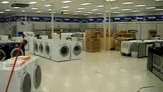 Stocking Sears Outlet - Willoughby, Ohio