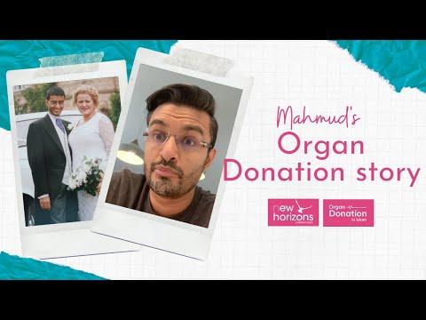 Mahmud's organ donation story
