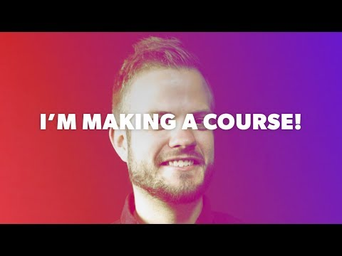 I'm Making a Ruby on Rails Course! - YouTube