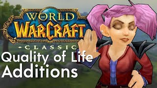 12 Quality of Life Changes Coming to Classic WoW (as of Beta)