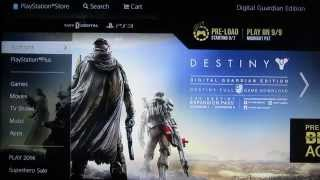How to Get Free PS3 Games From Playstation Store-Glitch