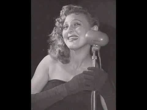 Barbara Kicinska-Kaminska & Orkiestra Jana Cajmera - Spotkamy sie wieczorem 1954
