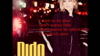 Dido - Girl Who Got Away (PREVIEW - With Lyrics)