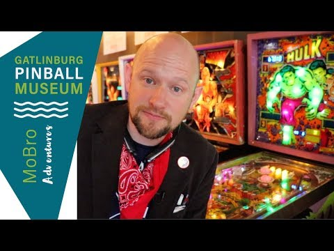 Gatlinburg Pinball Museum Adventures